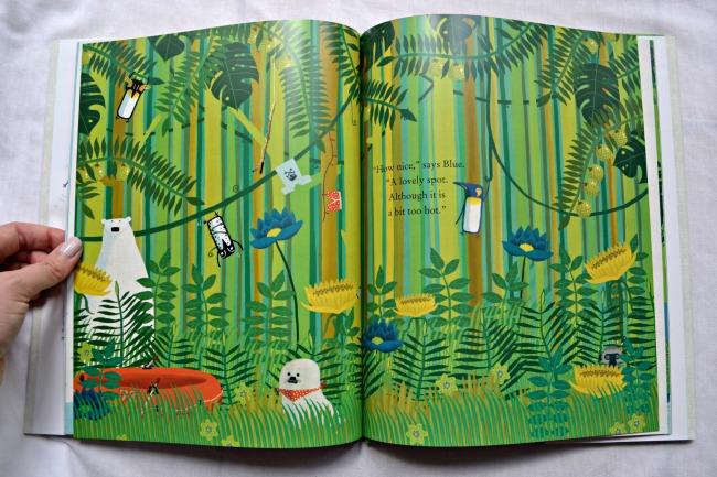 Blown Away by Rob Biddulph - awesome kids' book
