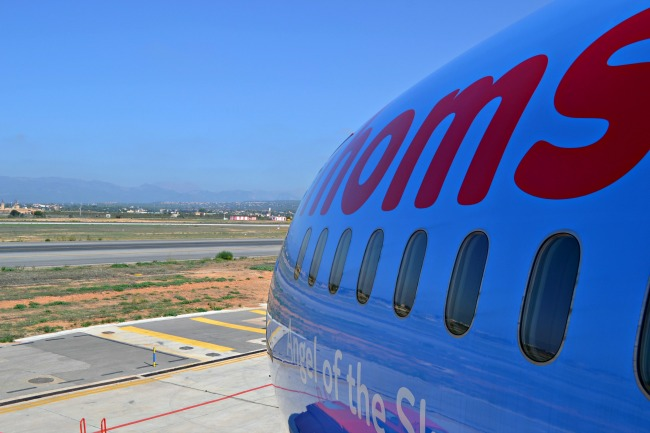 Thomson Airlines 787 Dreamliner