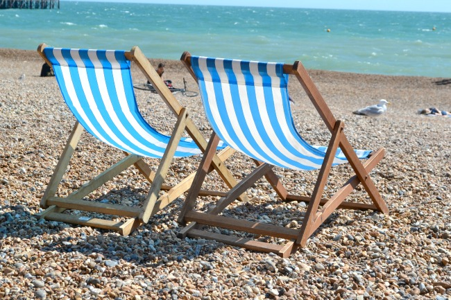 deckchairs-brighton-beach