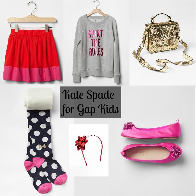 Kate Spade for Gap Kids