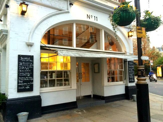 No 11 Pimlico Road