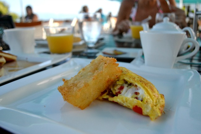 Breakfast at Beaches, Turks and Caicos