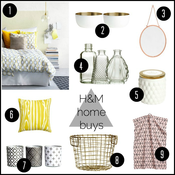 H&M home buys