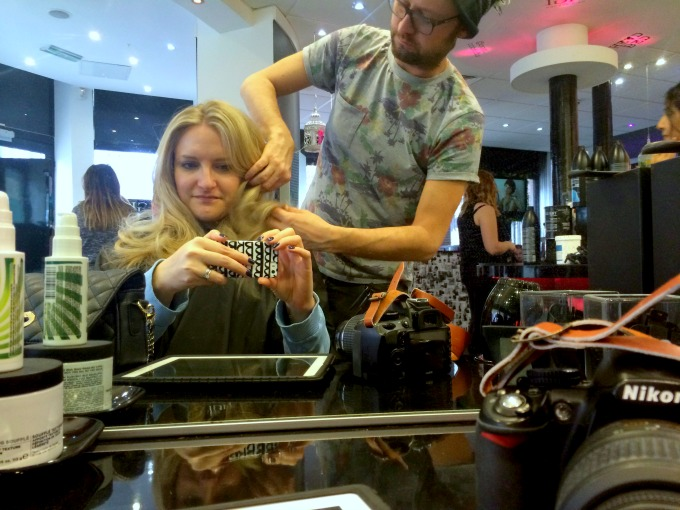 Muse of London haircut