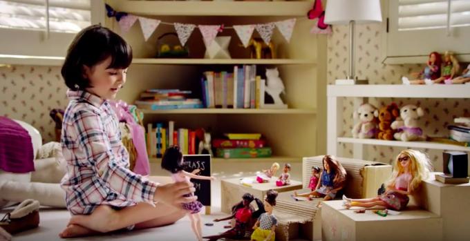 barbie-feminism
