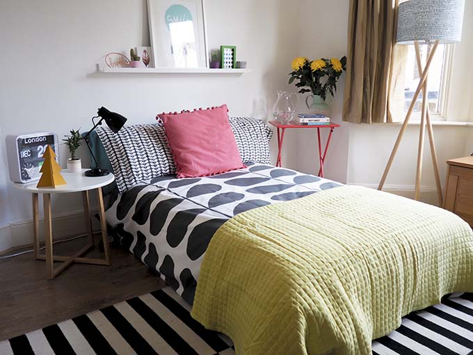. From Living Room    To Guest Bedroom  My Top Tips For Welcoming