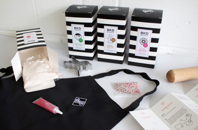 BKD Mini Baking Kits