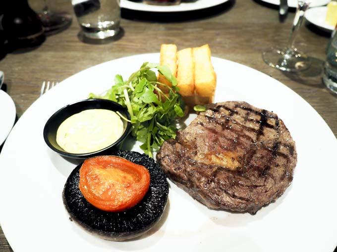 The King's Head Cirencester review