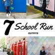 7 Outfits Perfect For The School Run