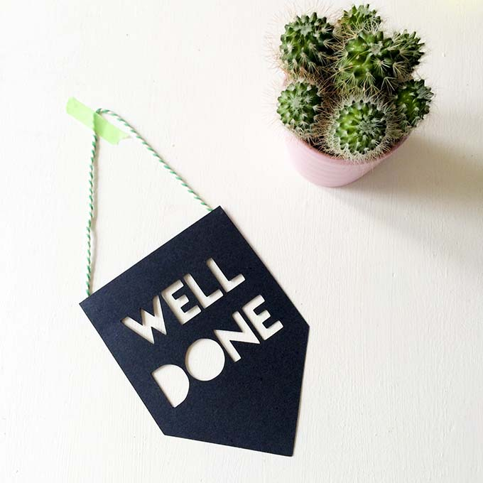 well-done-banner