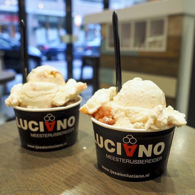 Luciano ice cream