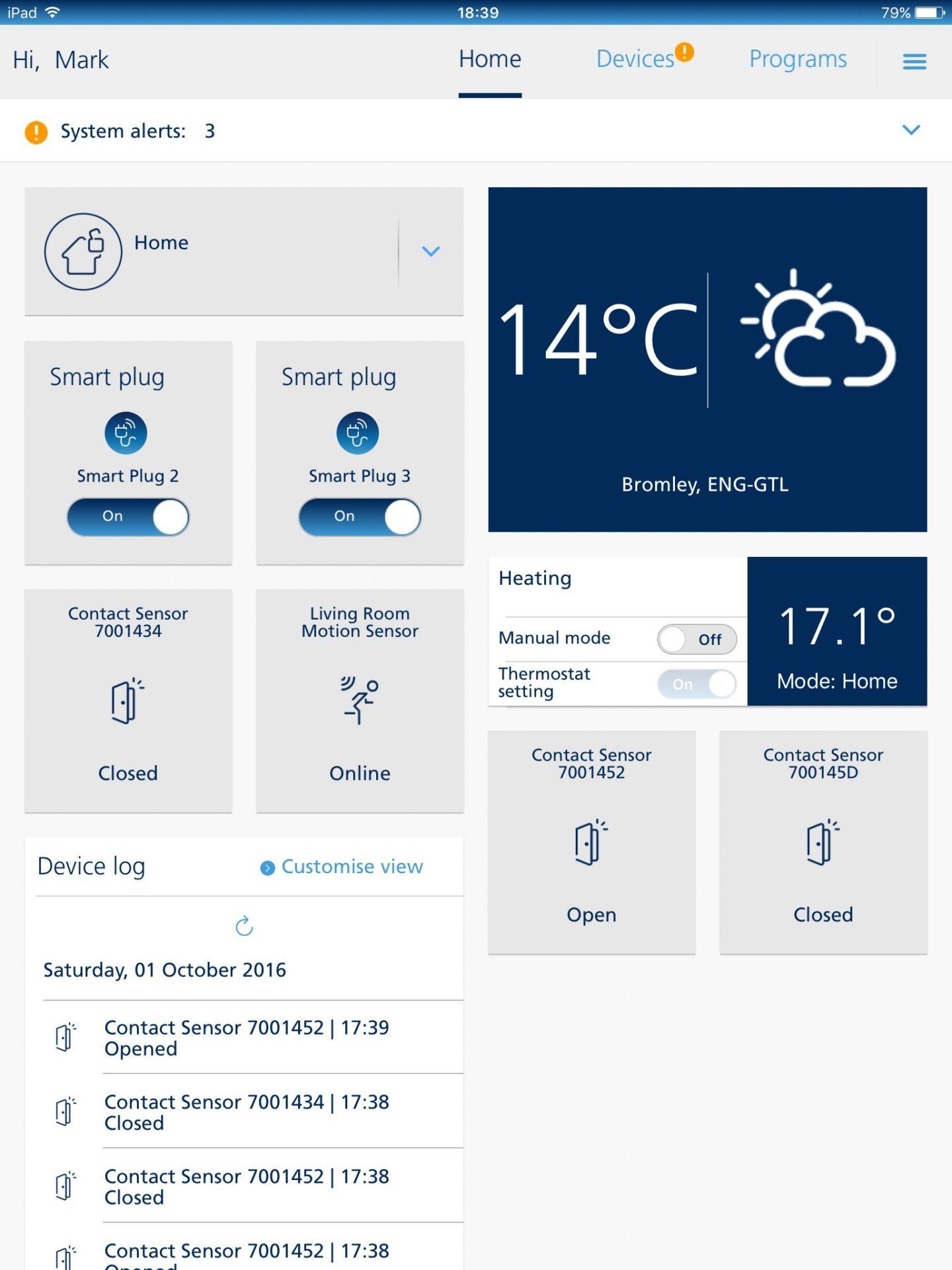 o2 home app