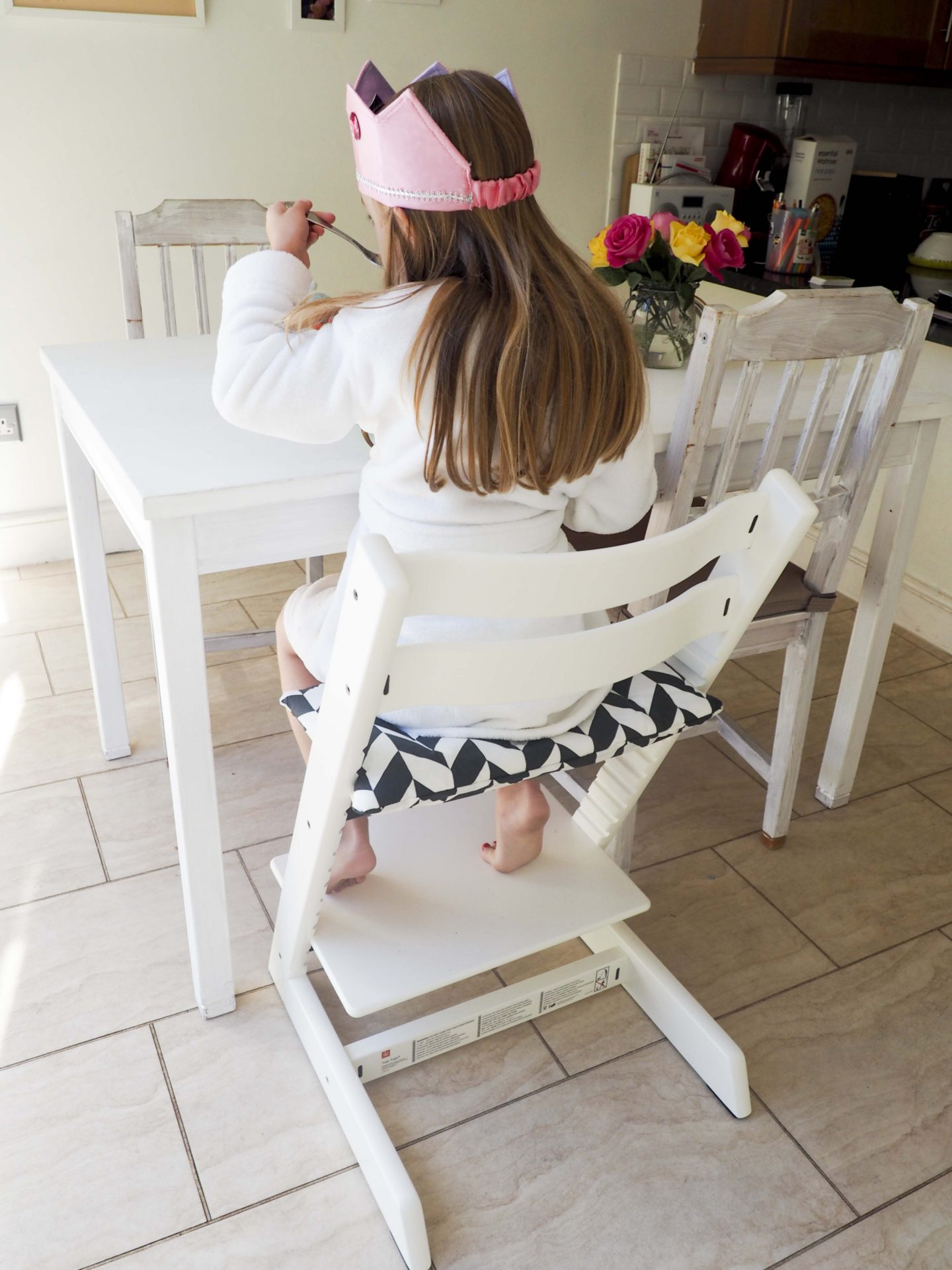 Our Family Life And The Stokke Tripp Trapp Chair Not