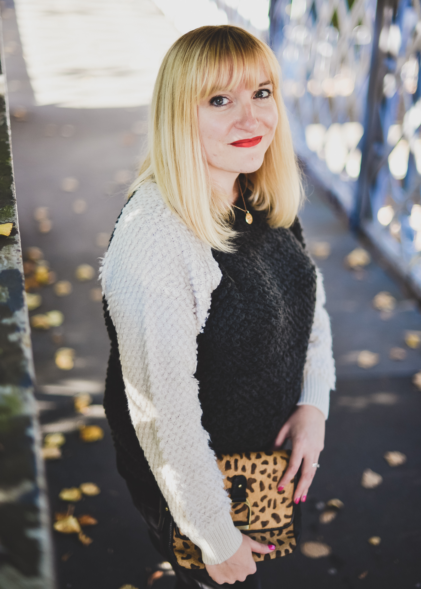 Alison Perry, blogger and editor
