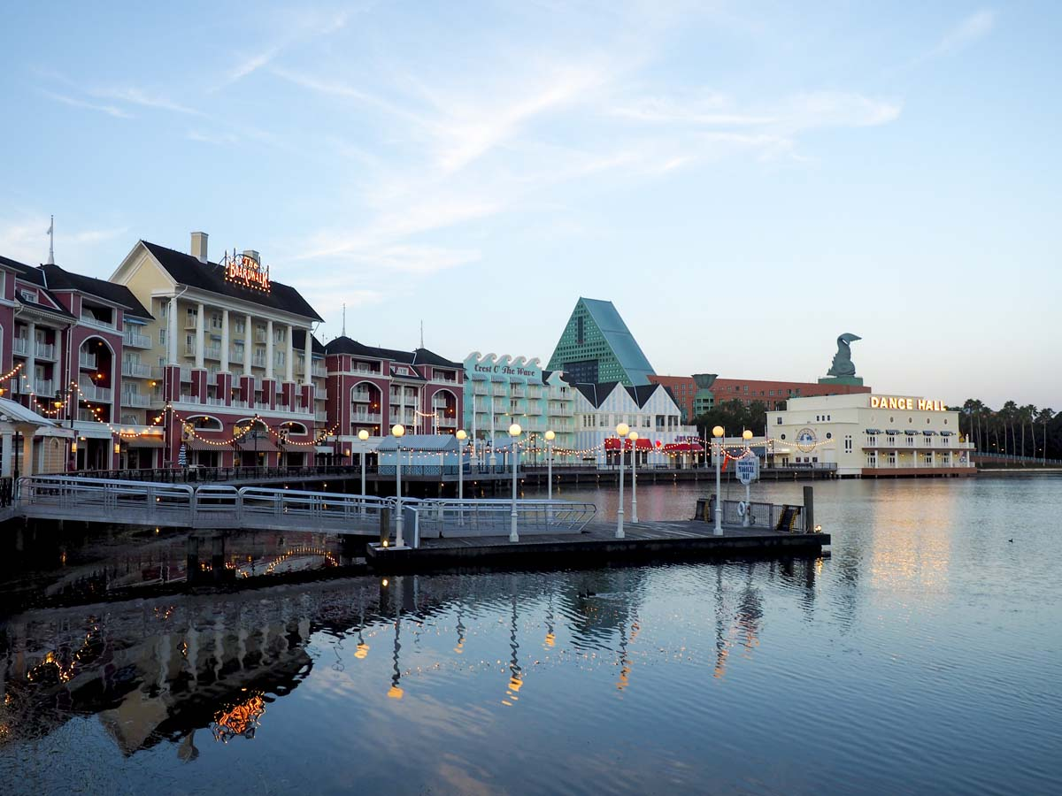 Disney Boardwalk Inn