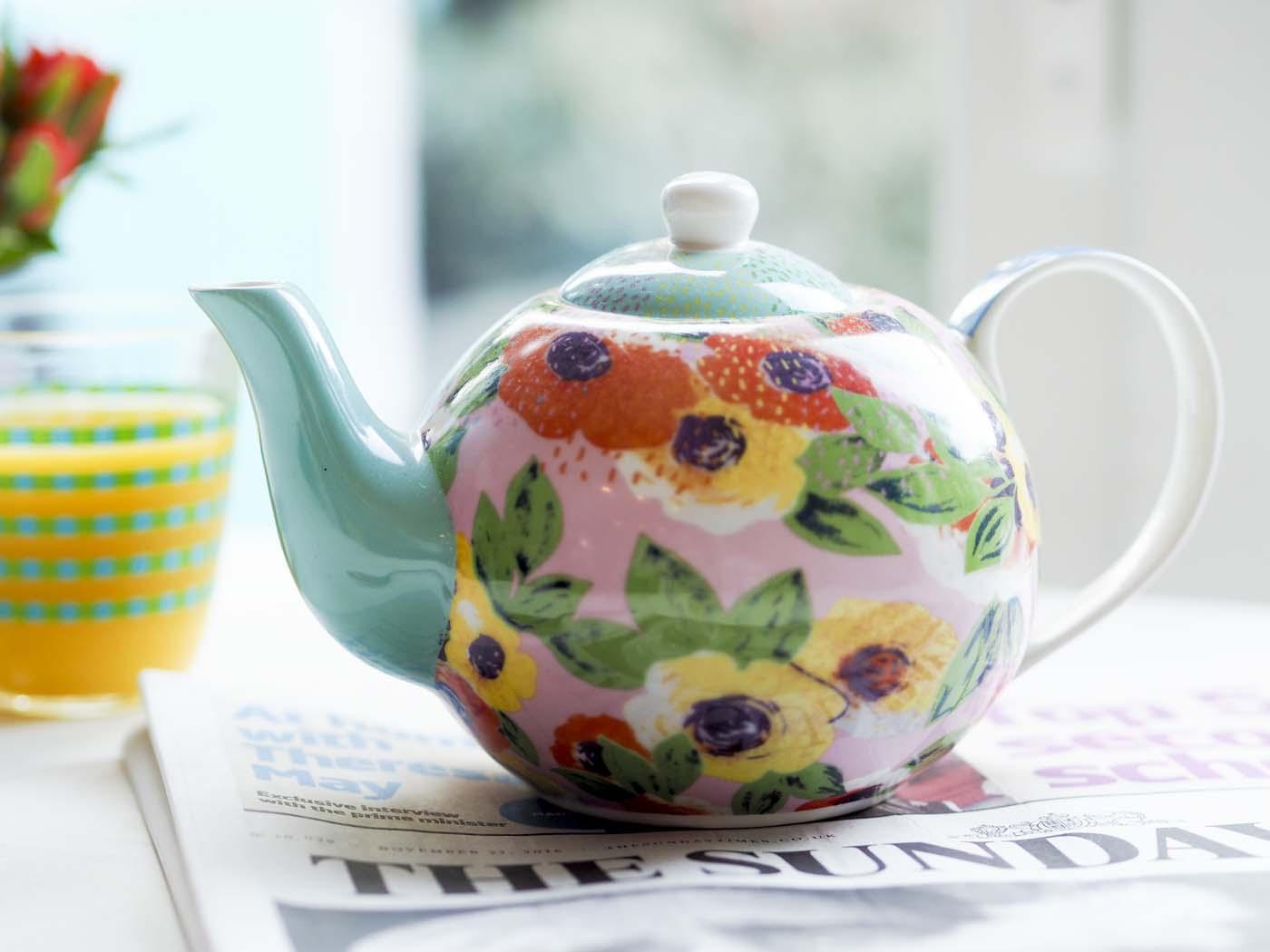 Oliver Bonas teapot