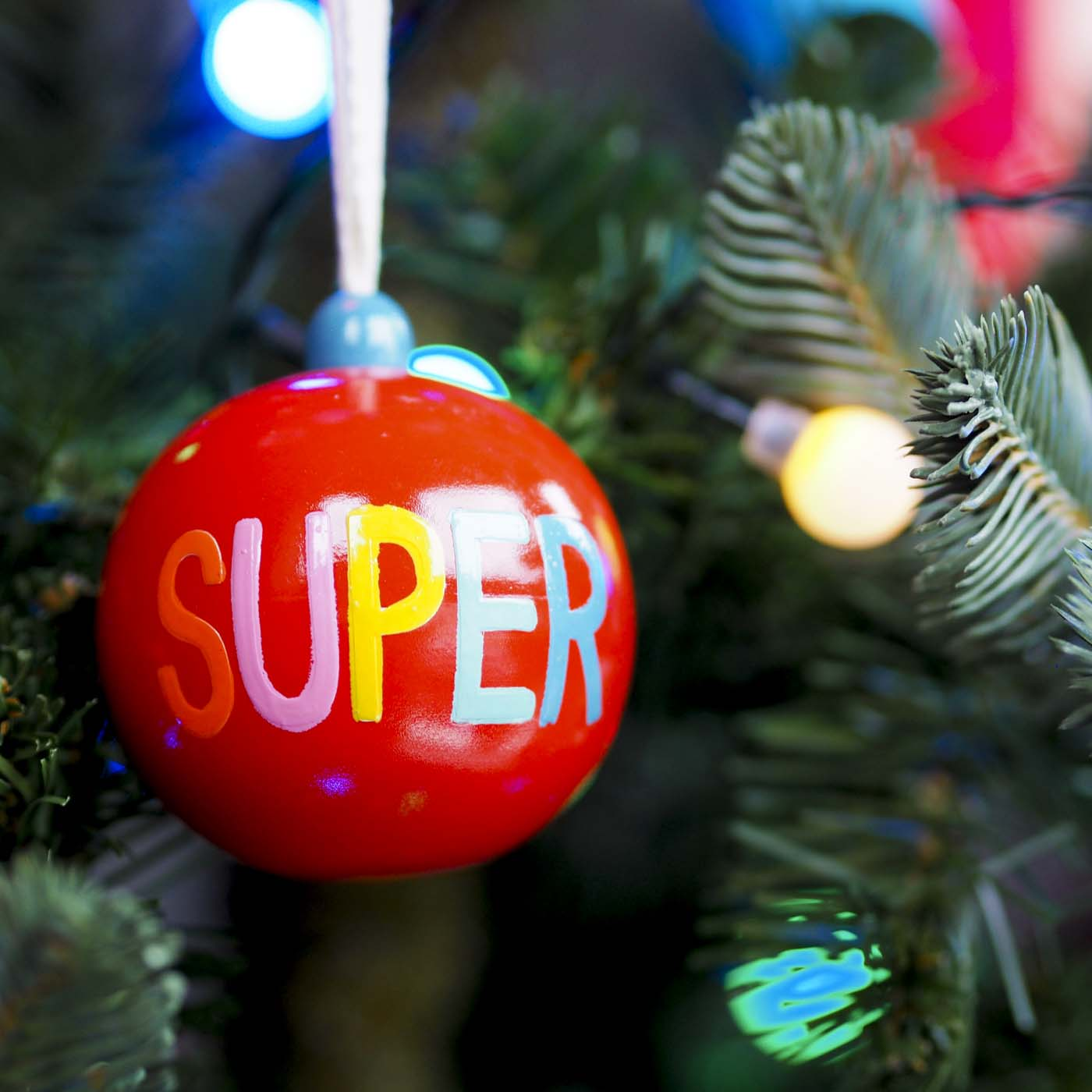 Boden Christmas bauble