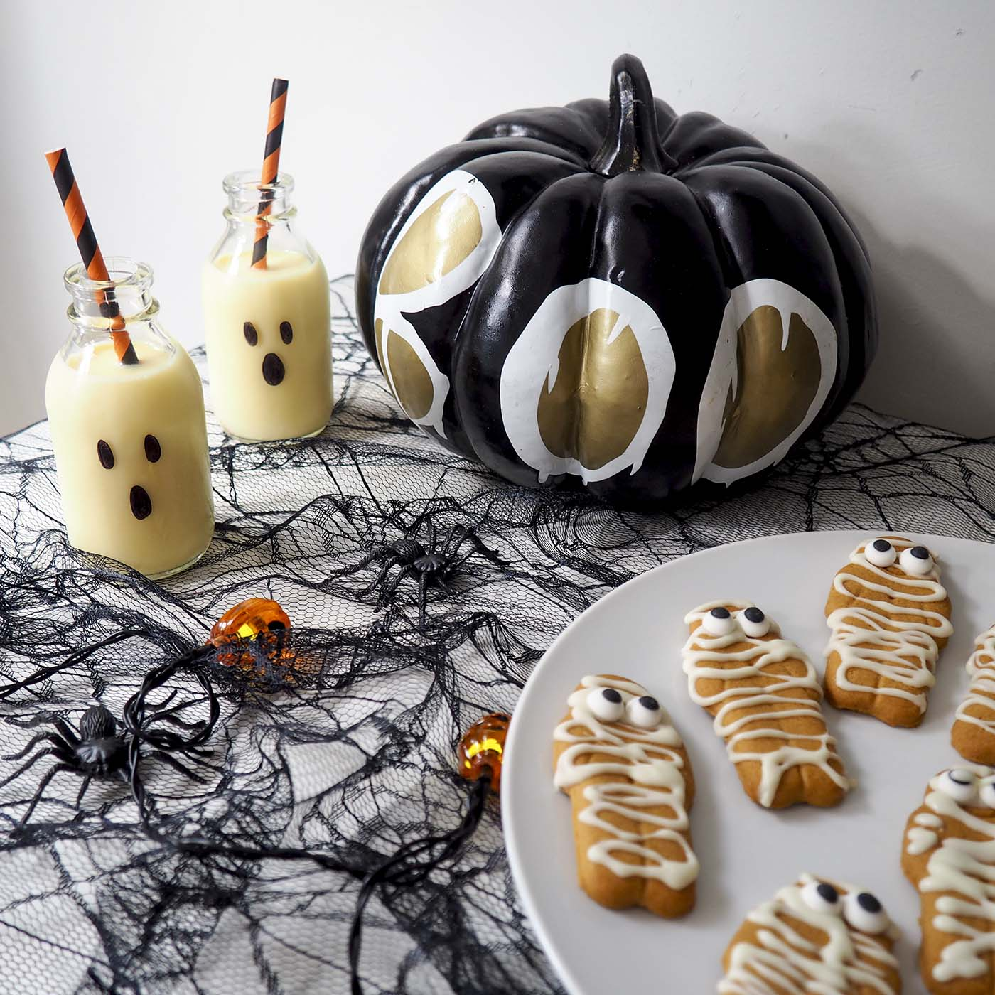 Our Spooky Halloween Party With Sainsburys Home Not