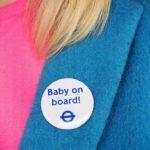Baby on board badge TFL