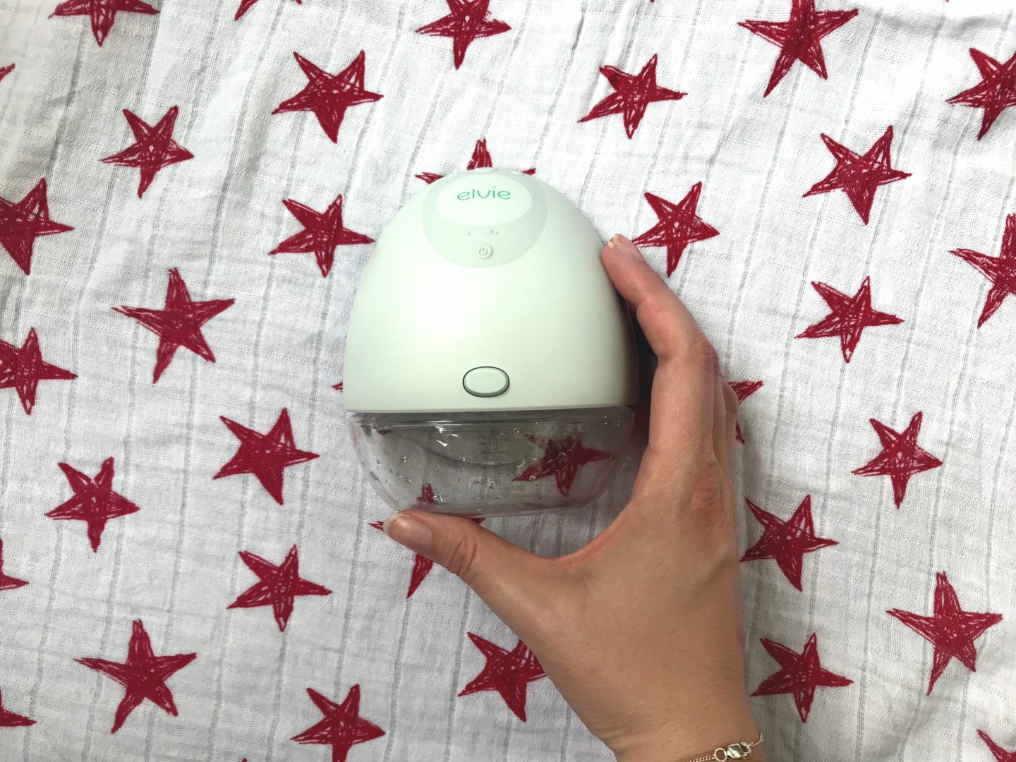 Elvie breast pump review